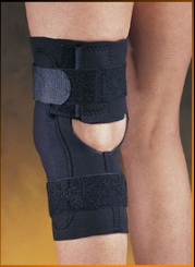 Corflex Hinged Knee Brace Cortrak 13""